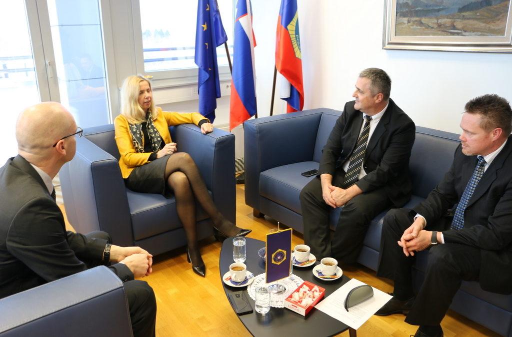 Združenje policijskih šefov Slovenije in Policija podpisala letni načrt sodelovanja